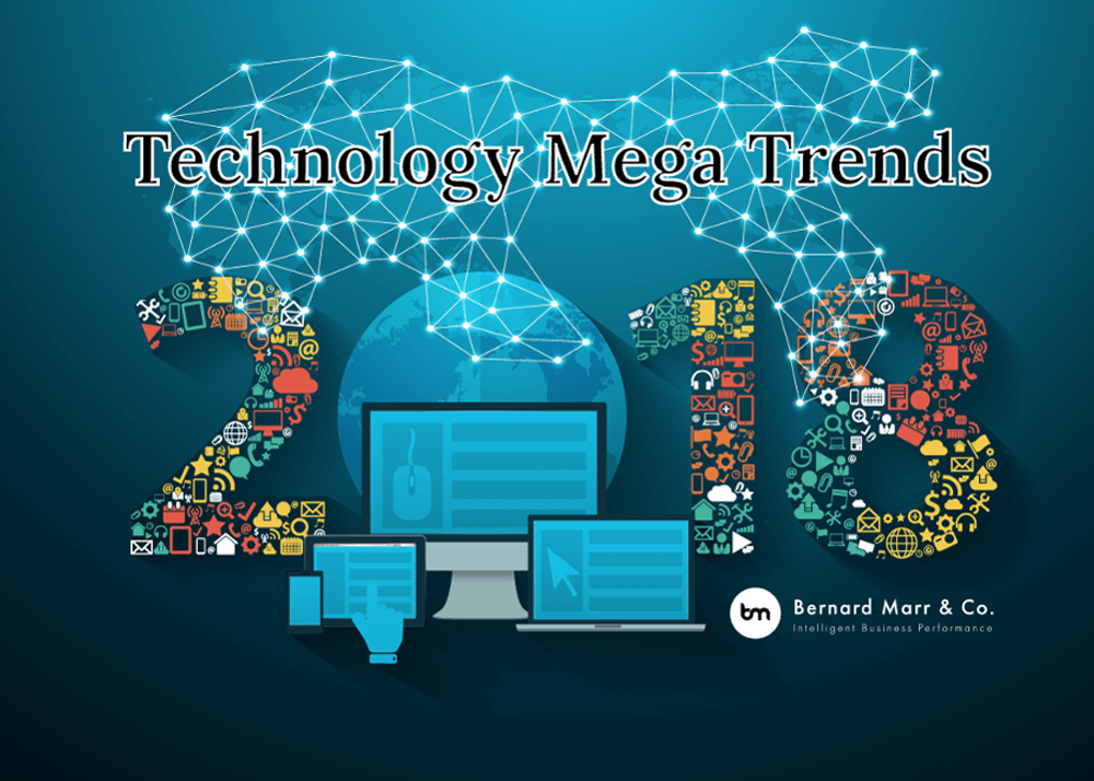 9 Technology Mega Trends That Will Change The World