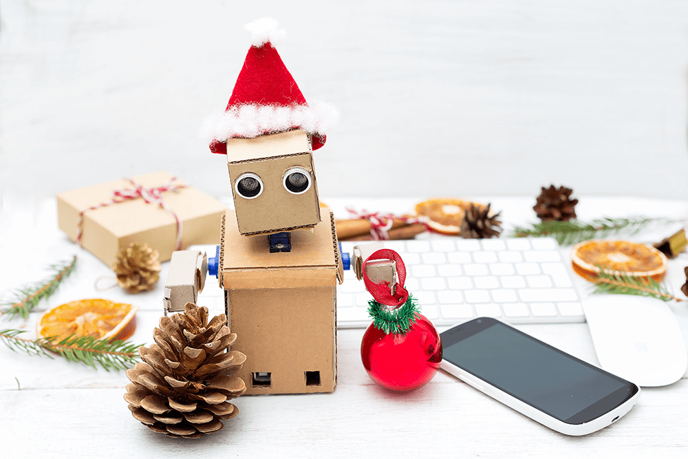 It's A Holly Jolly Artificial Intelligence Enabled Christmas