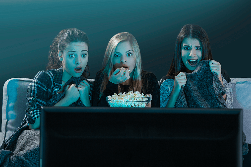Netflix Used Big Data To Identify The Movies That Are Too Scary To Finish