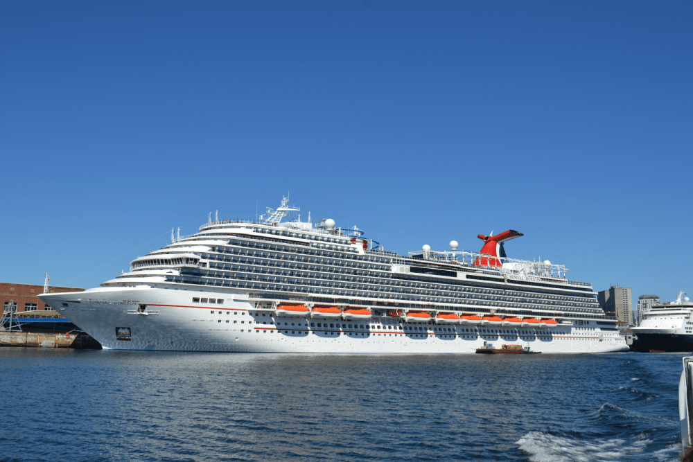 The Amazing Ways Carnival Cruises Is Using IoT and AI To Create Smart Cities At Sea
