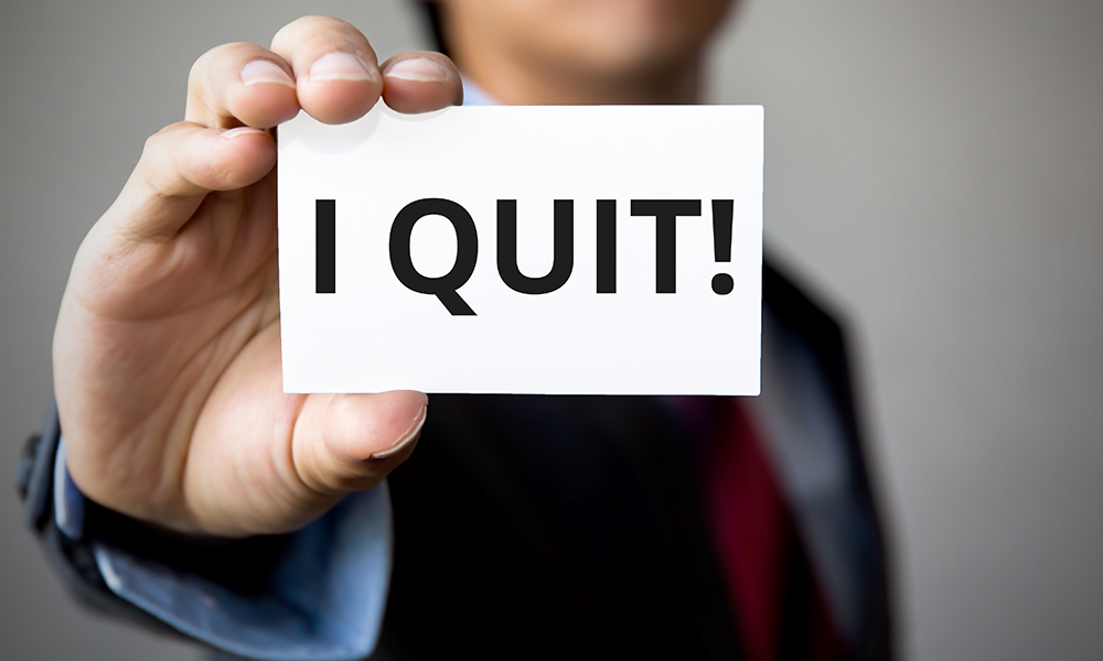 Why Great Employees Quit