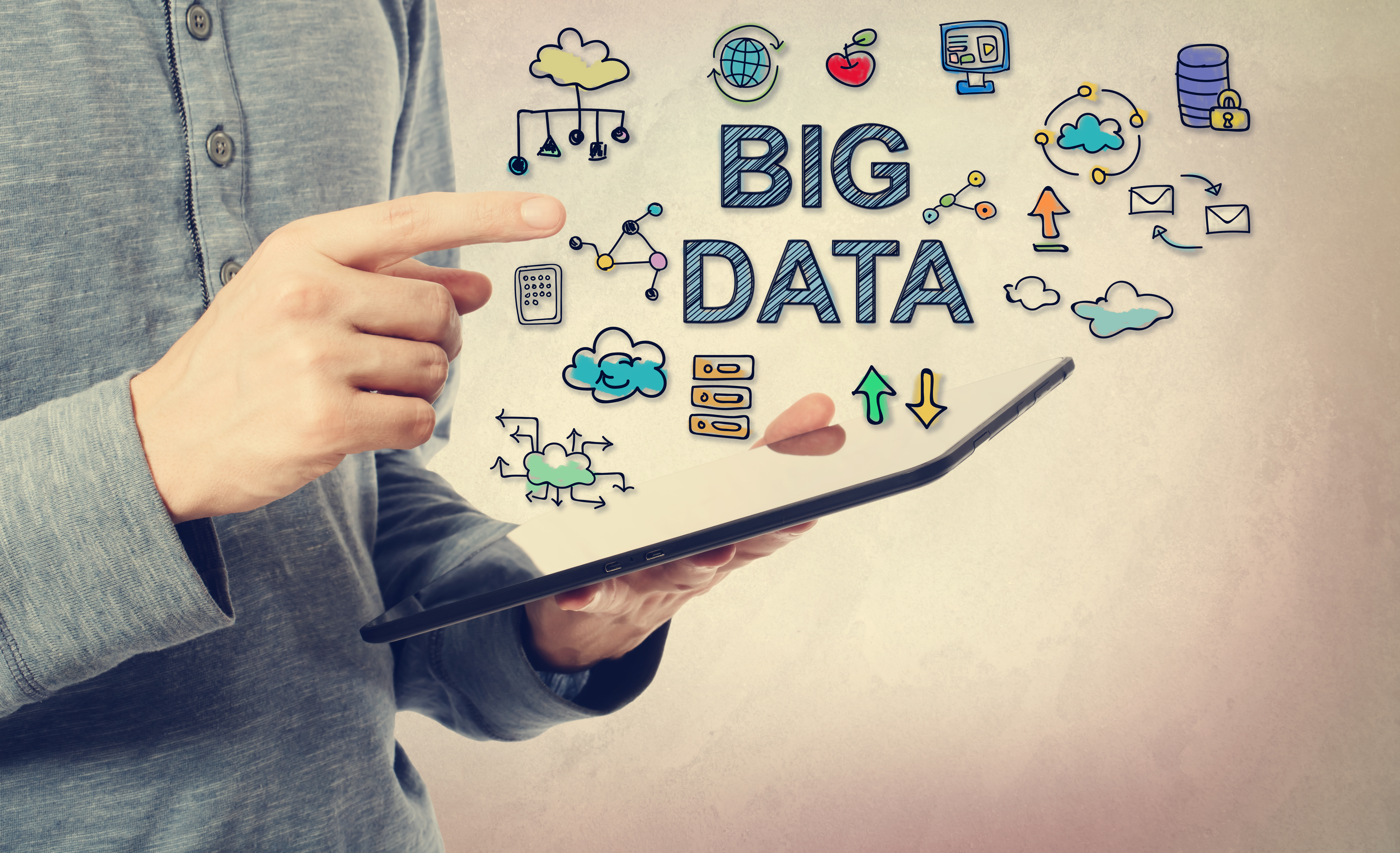 Why Big Data Isn't A Dirty Word
