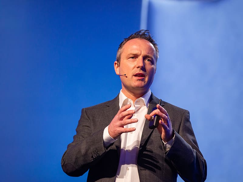 Keynote Speaker Services | Bernard Marr