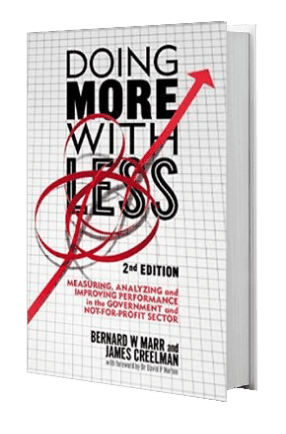 Doing More With Less | Bernard Marr