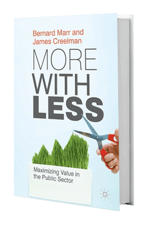 More With Less | Bernard Marr