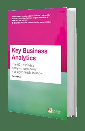 Key Business Analytics | Bernard Marr