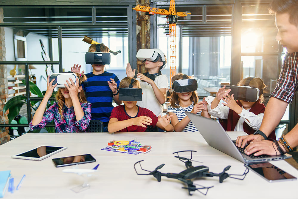 Is Virtual Reality the Future of Entertainment | Bernard Marr