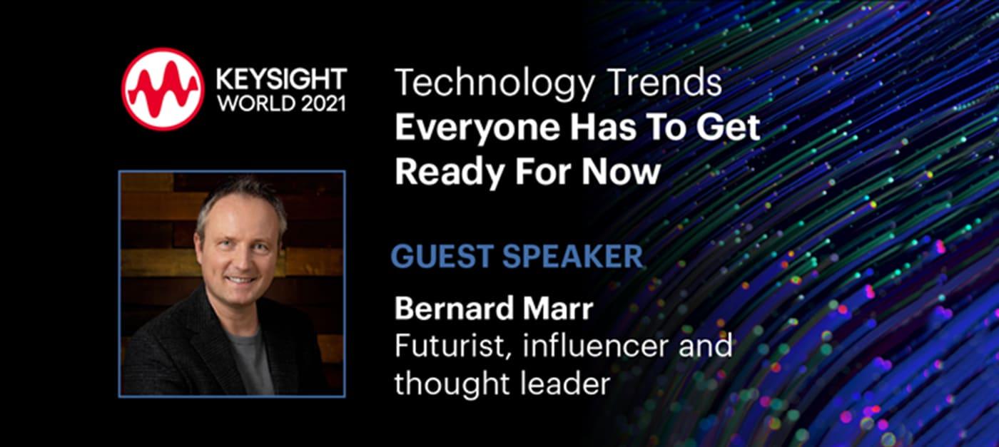 AI World Congress 2021 | Bernard Marr