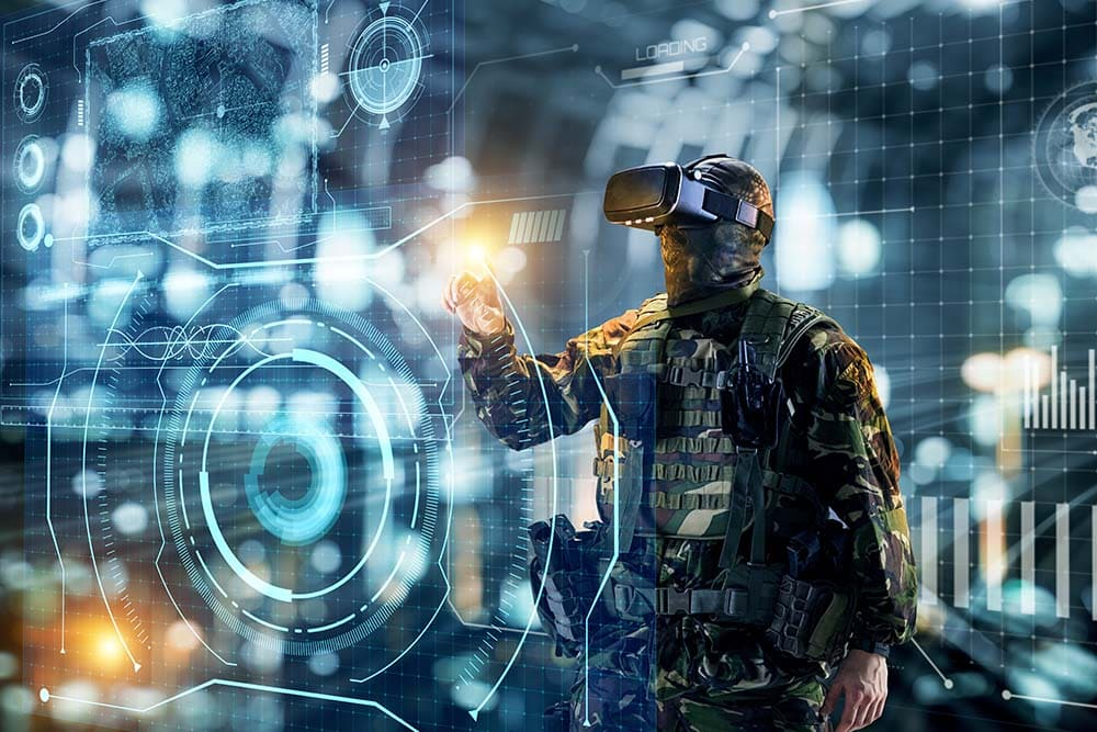 How Augmented and Virtual Reality Is Used In Law Enforcement And The Military | Bernard Marr
